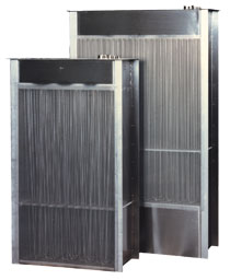 SAN duct heater for ventilation systems