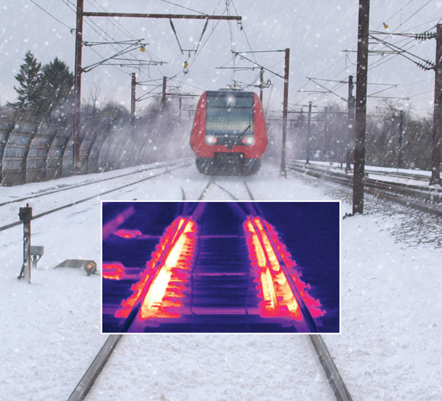 Railway Systems Technical Electric Heating For Industry
