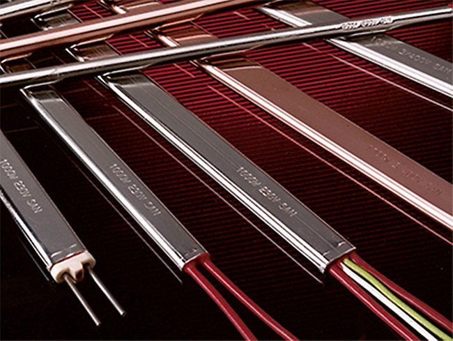 SAN Heating Elements